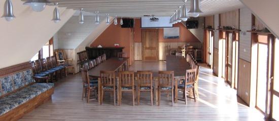 Seminarimaja saal